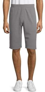 ATM Anthony Thomas Melillo Pull-On Cotton Shorts