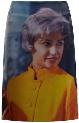 Undercover Cindy satin skirt
