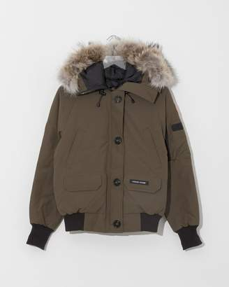 Canada Goose Military Green Chilliwack Bomber