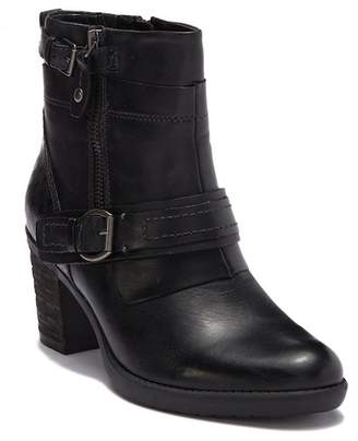 Earth Montana Leather Bootie