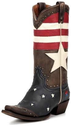 Riviera Redneck Freedom Western Boot