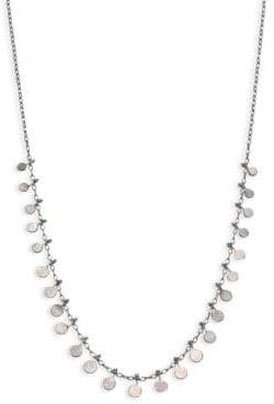 SIA Taylor Dots Sterling Silver Necklace