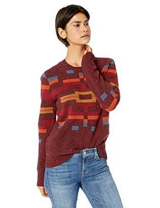 Pendleton Women's Adobe Blocks Pullover Sweater