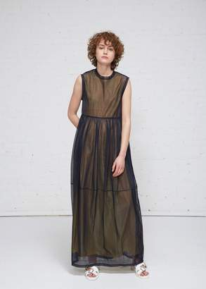 Jil Sander Sheer Dress