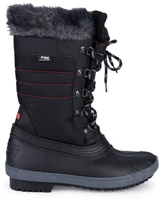 Pajar Debby Faux Fur-Trimmed Winter Boots