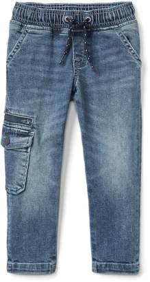 Gap Superdenim Pull-On Slim Jeans with Defendo