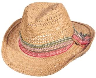 Scala Summer Western Hat
