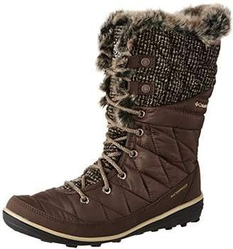 Columbia Women's Heavenly Omni-Heat Knit Snow Boots