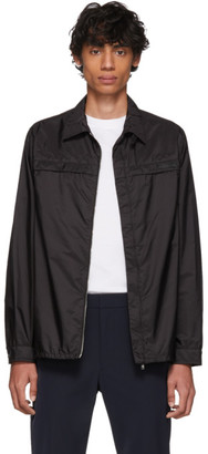 Prada Black Nylon Jacket