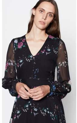 Equipment Clemense Silk Maxi Dress
