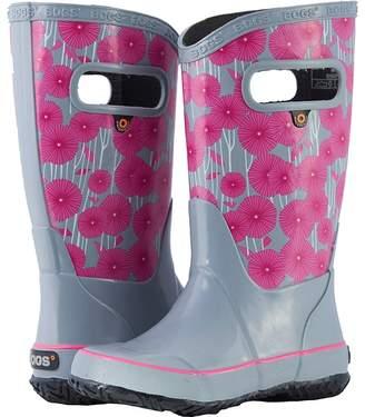 Bogs Rain Boot Aster Girls Shoes
