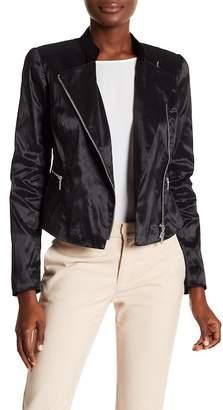 Lafayette 148 New York Cropped Motto Jacket