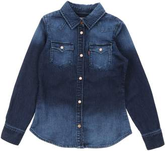 Levi's Denim shirts - Item 42540116RJ