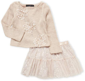 Biscotti Girls 4-6x) Two-Piece Sweater & Skirt Set