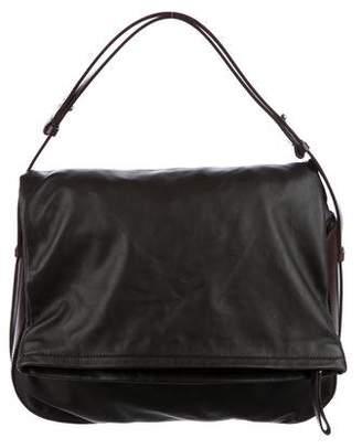 Maison Margiela Leather Flap Shoulder Bag