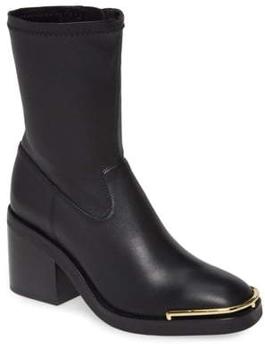Alexander Wang Hailey Sock Bootie