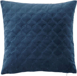 "Austin Horn Classics Leisure Embroidered Velvet Pillow, 20""Sq."