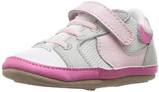 Robeez Girls' Low Top Sneaker-Mini Shoez Crib Shoe