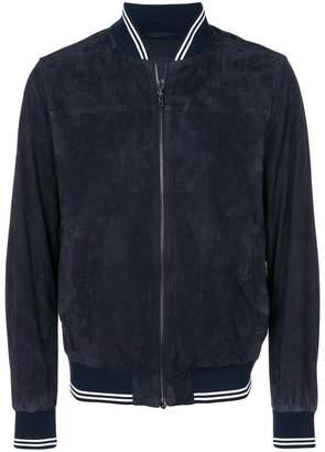 Paul & Shark fitted bomber jacket