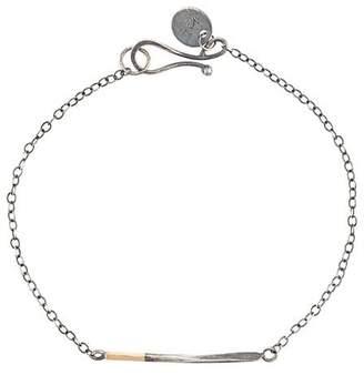 Melissa Joy Manning 14kt peg awl chain bracelet