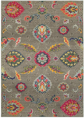 """Jhb Design Archive Seeger 5' 3"""" x 7' 6"""" Area Rug"""