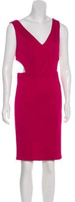 Zac Posen Cutout Bodycon Dress