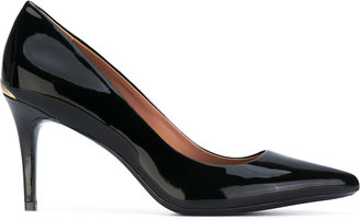 Calvin Klein pointed pumps $164.62 thestylecure.com