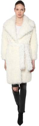 Simonetta Ravizza Amber Kalgan Fur Coat