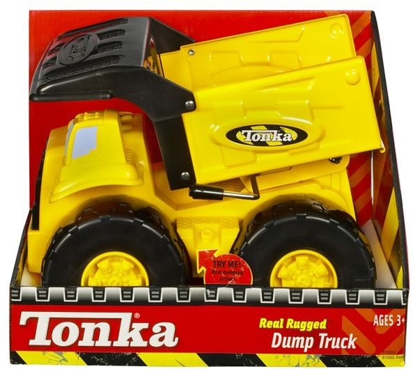 Tonka® Real Rugged Dump Truck