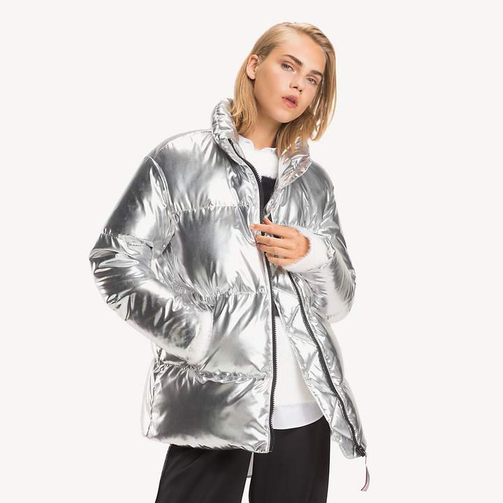 Tommy Icons Puffer Jacket