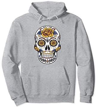 Skull Cinco de Mayo Hoodie Mexican Holiday Love Mexico