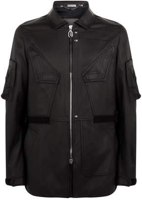 Lanvin LeatherField Jacket