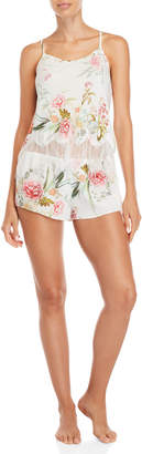 Flora Nikrooz Two-Piece Fiona Camisole & Tap Short Set
