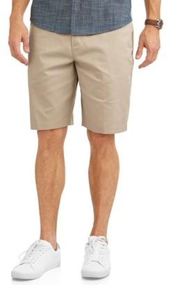 Real School Uniforms Young Men's Flat Front Short
