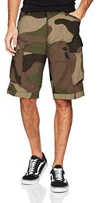 G Star Men's Rovic Loose 1/2 Short,(Size: 33)