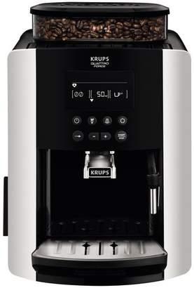 Krups EA817840 Arabica Digital Coffee Machine - Silver