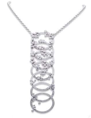 Audemars Piguet 18K White Gold Millenary Diamond Pendant