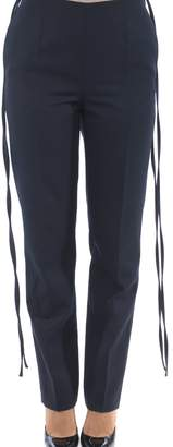 MM6 MAISON MARGIELA Side Ribbon Trousers