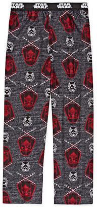 Star Wars Boys Husky Knit Pajama Pants