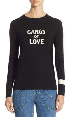 J Brand BELLA FREUD x Gangs Of Love Wool Sweater