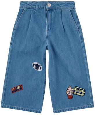 Kenzo Frona Patch Trousers