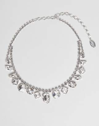 Swarovski Krystal London Crystal Multi gem Drop Necklace