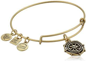 Alex and Ani Charity By Design Take the Wheel Bangle Bracelet