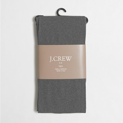 J.Crew Factory Factory heathered tights