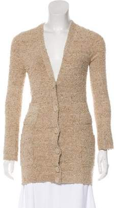 Marc Jacobs Silk Knit Cardigan