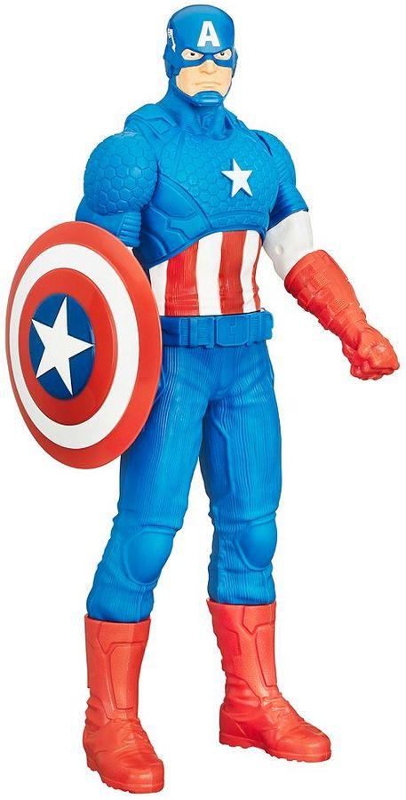 Hasbro Marvel Titan Hero Series 20-in. Captain America by Hasbro