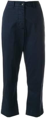 Woolrich boyfriend cropped pants
