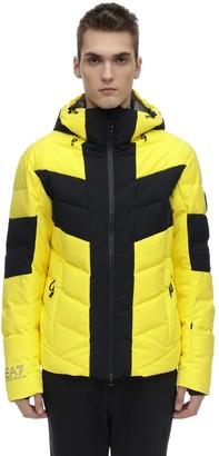 Emporio Armani Ea7 Technical Down Ski Jacket