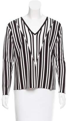 Tanya Taylor Johnny Striped Sweater w/ Tags