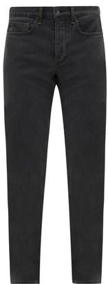 Rag & Bone Fit 2 Slim Leg Jeans - Mens - Black